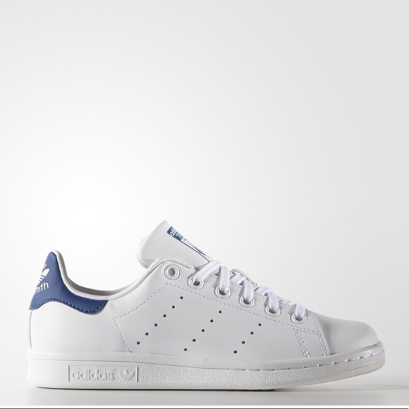 timeless design 73982 4c278 adidas Shoes - Blue Adidas Original Stan Smith
